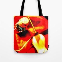Plastic Flowers 2 Tote Bag