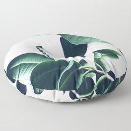 Ficus Elastica #26 #foliage #decor #art #society6 Floor Pillow