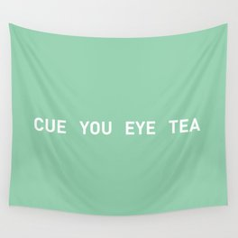 QUIT Wall Tapestry