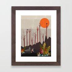 Sundance Framed Art Print