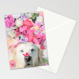Miss Spring Stationery Cards
