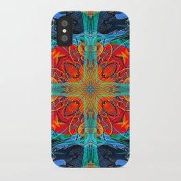 Mandala #5 iPhone Case