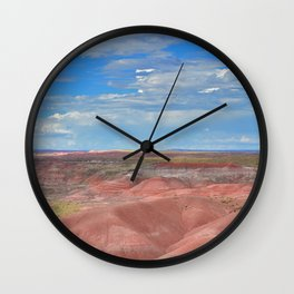 Petrified Forest National Park Wall Clock