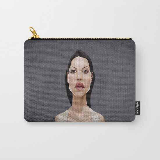 Celebrity Sunday ~ Monica Bellucci Carry-All Pouch