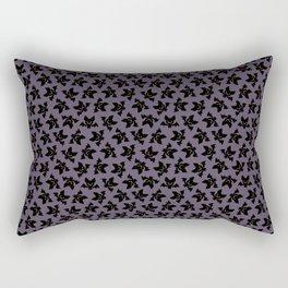Vampire bats pattern Rectangular Pillow
