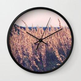 summertime Wall Clock