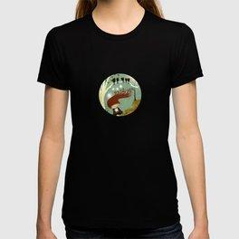 KidNappiNg a liTtle sTAR T-shirt