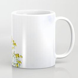 Monarch Butterfly and Black-eyed Susan Coffee Mug