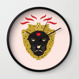 ZODIAC LEO Wall Clock