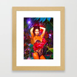 Jungle Pt.1 Framed Art Print