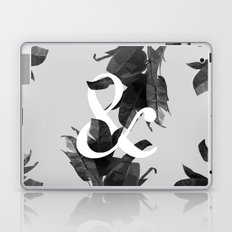 Botanical Ampersand Laptop & iPad Skin