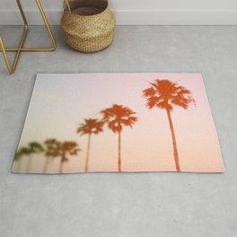 Summer Palms Rug