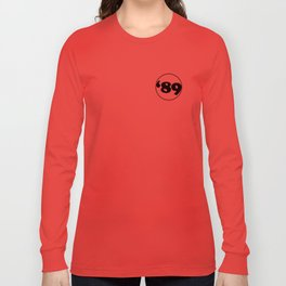 With Love From 1989 Logo Gear Long Sleeve T-shirt