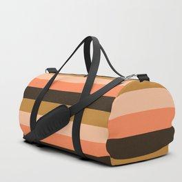 Colour_Stripes_003 Duffle Bag