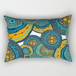 Colorwheel Rectangular Pillow