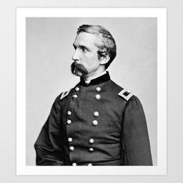 Joshua Lawrence Chamberlain - Civil War Art Print