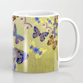 Flight Of The Butterflies Coffee Mug