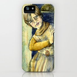 It's Shelley For President iPhone Case