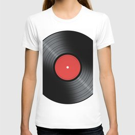 Music Record T-shirt