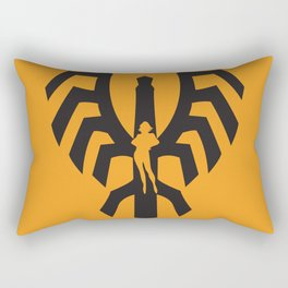Rachel Grey Rectangular Pillow