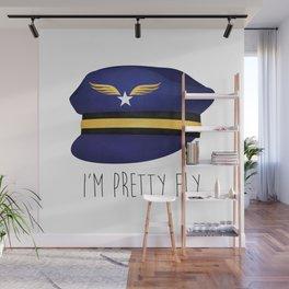 I'm Pretty Fly Wall Mural