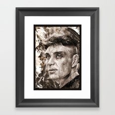 Cillian Murphy Framed Art Print