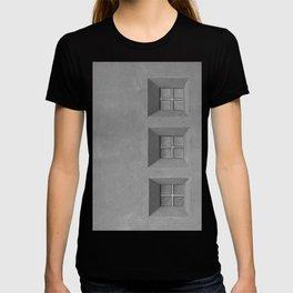 Three Little Windows T-shirt