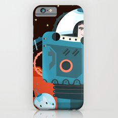 Life on mars iPhone 6s Slim Case