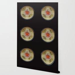 Custom Car Instrument Design with Lucky Roulette Wheel Wallpaper