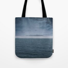 The Mysterious Island Tote Bag