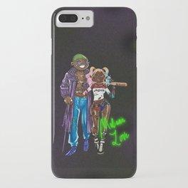 Melanin Love iPhone Case