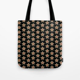 Pattern with stars 1 Tote Bag