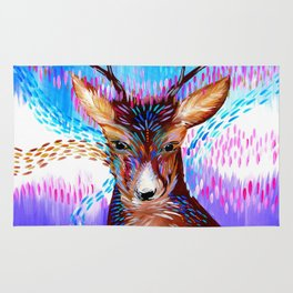 Fantasy Deer Rug