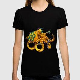 Blue-Ringed Octopus T-shirt