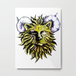 Old King Metal Print