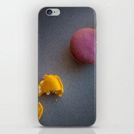 The Art of Food Macaron Crunch iPhone Skin