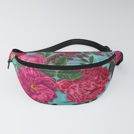 Vintage & Shabby Chic - Summer Tropical Garden I Fanny Pack