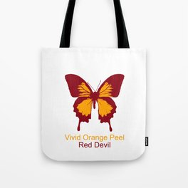 Ulysses Butterfly 2 Tote Bag