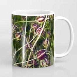 LOVE in a Mist - NIGELLA damascena Coffee Mug
