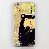 klimt iPhone & iPod Skins featuring Dear Klimt by PLZ ACCESS ▶️ lita426t