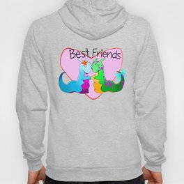 Best Friend Slugs Hoody