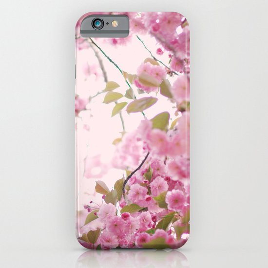 Cherry Blossoms iPhone & iPod Case