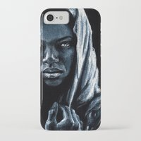 african iPhone & iPod Cases featuring African by elenachukhriy