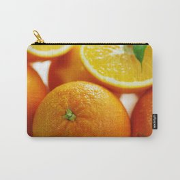 Fresh Orange for the Kitchen Carry-All Pouch