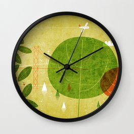 Lisboa Wall Clock