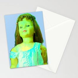 Doll parts Stationery Cards