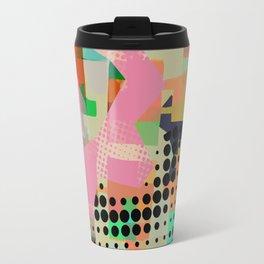 Abstract Painting No. 10 Travel Mug