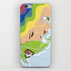your mama loves you, no matter where you are iPhone & iPod Skin