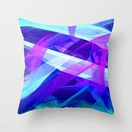 Cool Summer Throw Pillow