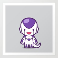 Frieza Art Print